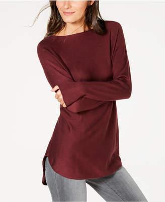 INC International Concepts I.n.c. Shirttail Sweater