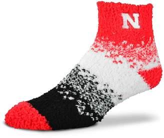 For Bare Feet Women's Nebraska Cornhuskers Marquee Sleep Socks