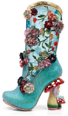 Irregular Choice Angelica Pearson Boots