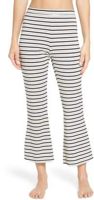 BB Dakota Flare for Drama Crop Lounge Pants