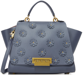 ZAC Zac Posen Eartha Iconic Soft Top Handle Floral Bag $495 thestylecure.com