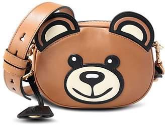 Moschino Teddy Bear Smooth-leather Cross-body Bag
