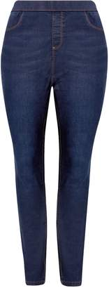 Dorothy Perkins Womens **Dp Curve Indigo 'Eden' Jeggings