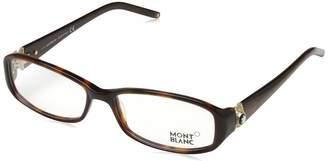 Montblanc Women's Mont Blanc Brillengestelle Mb0343 052-54-15-135 Optical Frames