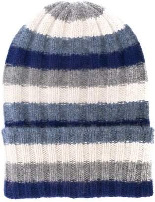 The Elder Statesman cashmere knitted beanie