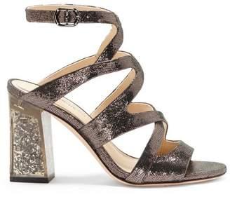 Vince Camuto Imagine Zahira – Lucite-heel Sandal