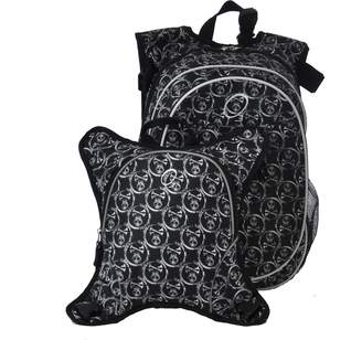 Obersee Innsbruck Diaper Bag Backpack with Detachable Cooler
