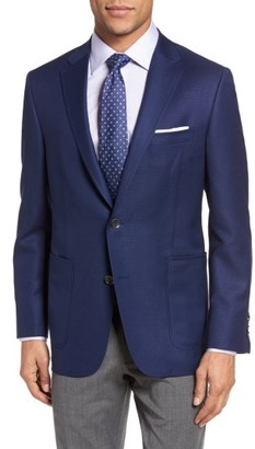 Men's Hickey Freeman Beacon Classic Fit Wool Blazer $1,195 thestylecure.com