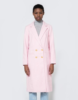 Hawthorne Wool Coat $380 thestylecure.com