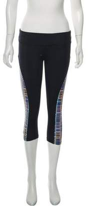 Mara Hoffman Low-Rise Athletic Pants