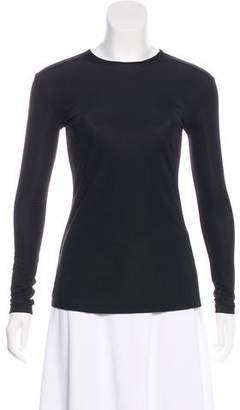 Thakoon Long Sleeve Knit Top