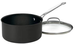Cuisinart4QT. Covered Saucepan