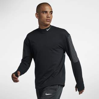 Nike Men's Running Crew Dri-FIT Therma Sphere Element
