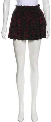 Etoile Isabel Marant Silk Mini Dress