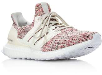 adidas Women's Ultraboost Lace Up Sneakers