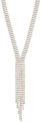 HBC ETEREO Crystal Y-Necklace