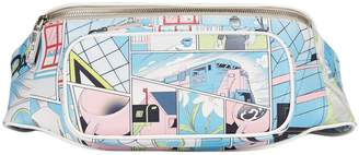 Prada Comic Print Belt Bag