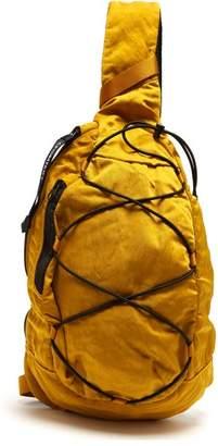 C.P. Company Lens Detail Shoulder Bag - Mens - Yellow