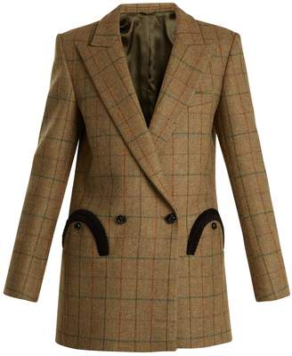 BLAZÉ MILANO Chilly Morning Everyday checked blazer