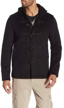 Scotch & Soda Classic Hooded Coat