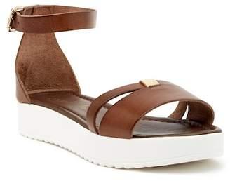 Cocobelle Olivia Platform Leather Sandal