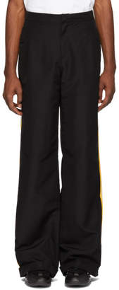 Pyer Moss Reebok by Black Taped Trousers