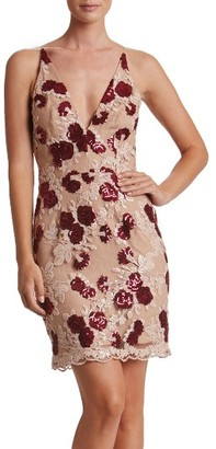Women's Dress The Population Natalie Sequin Minidress $208 thestylecure.com