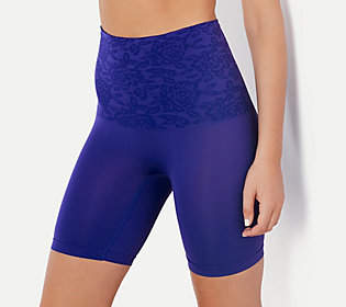 Breezies Seamless Long Leg Control PantiesSet of Three