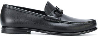 Salvatore Ferragamo Crown Loafers