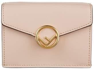 Fendi Leather Bifold Wallet