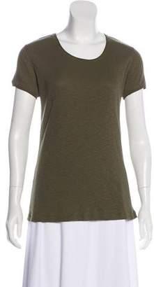 Rag & Bone Short Sleeve Cotton T-Shirt