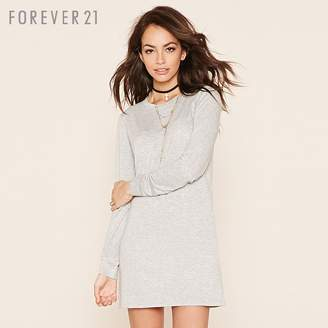 Forever 21 (フォーエバー 21) - Forever 21 ヘザーシフトワンピース