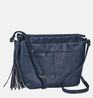 Avenue Mixer Tassel Crossbody
