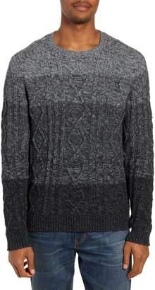 Life After Denim Voyager Regular Fit Colorblock Sweater
