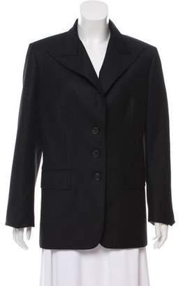 Hermes Structured Wool Blazer