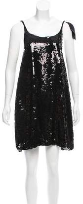 See by Chloe Sequined Mini Dress