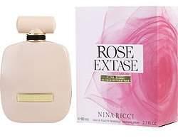 Nina Ricci Rose Extase By Edt Sensuelle Spray 2.7 Oz