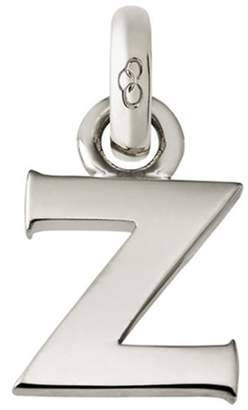 Links of London Sterling Silver Letter Z Charm