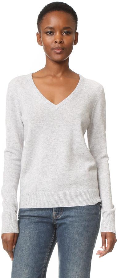EquipmentEquipment Cecile V-Neck Sweater