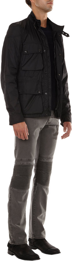 Belstaff Barningham Techno Nylon Jacket