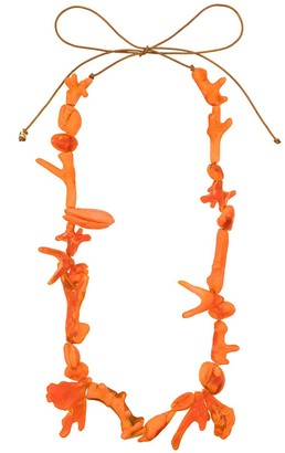 Dinosaur Designs Rockpool coral necklace