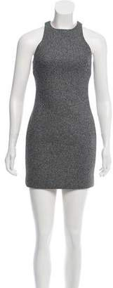 Alexander Wang Patterned Mini Dress