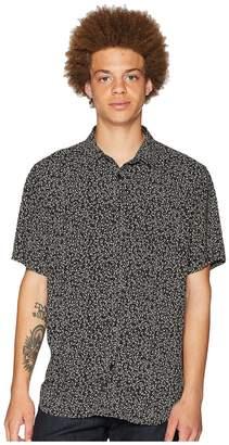 Globe Distance Short Sleeve Shirt Men's Clothing