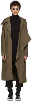 Julius Green Typewriter Cloth Coat