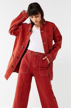 Urban Outfitters Longline Workwear Jacket