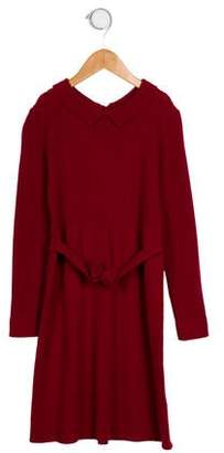 6d3ea100f7a Burberry Red Girls  Dresses - ShopStyle