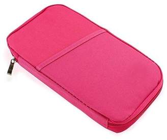 Generic Premium Quality Travel Wallet & RFID Document Organizer Zipper Bag