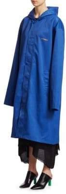 Vetements Long Entry Level Raincoat
