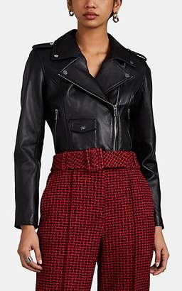 05cc5567cdc Barneys New York Women s Leather Jackets - ShopStyle