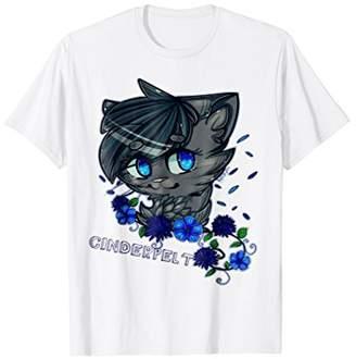 Cat Tshirt Cinderpelt Warrior Funny Shirt For Man Woman